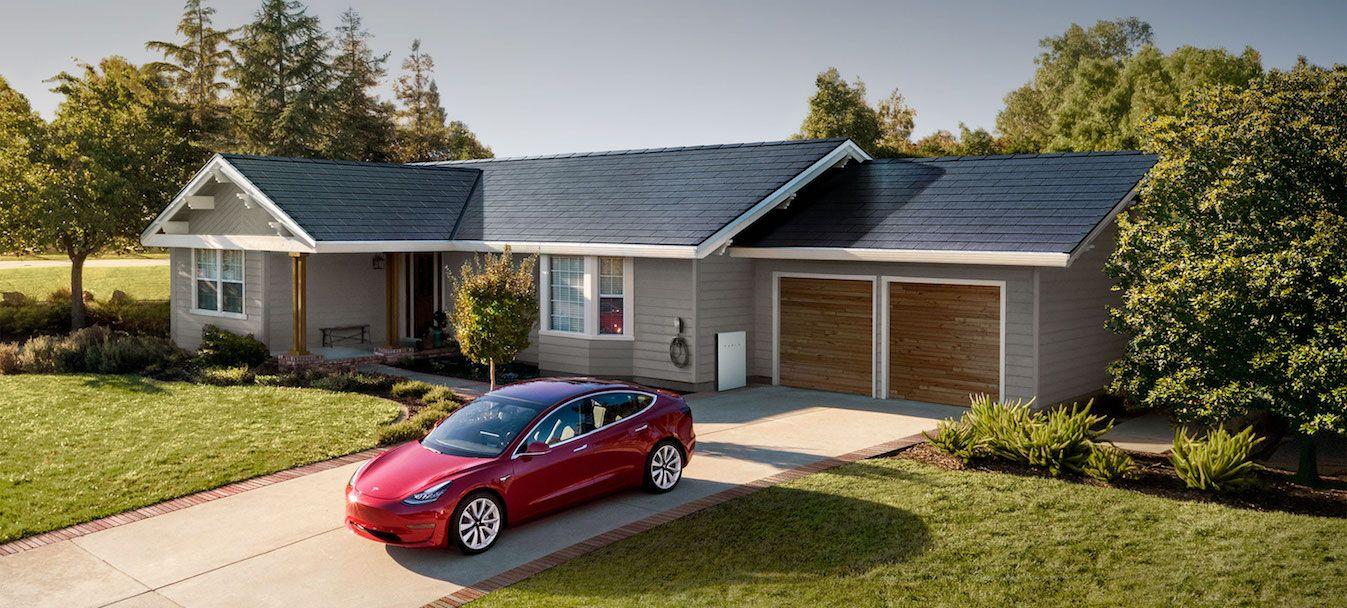 Tesla Solar Roof Tesla Europe Tesla solar roof, Solar