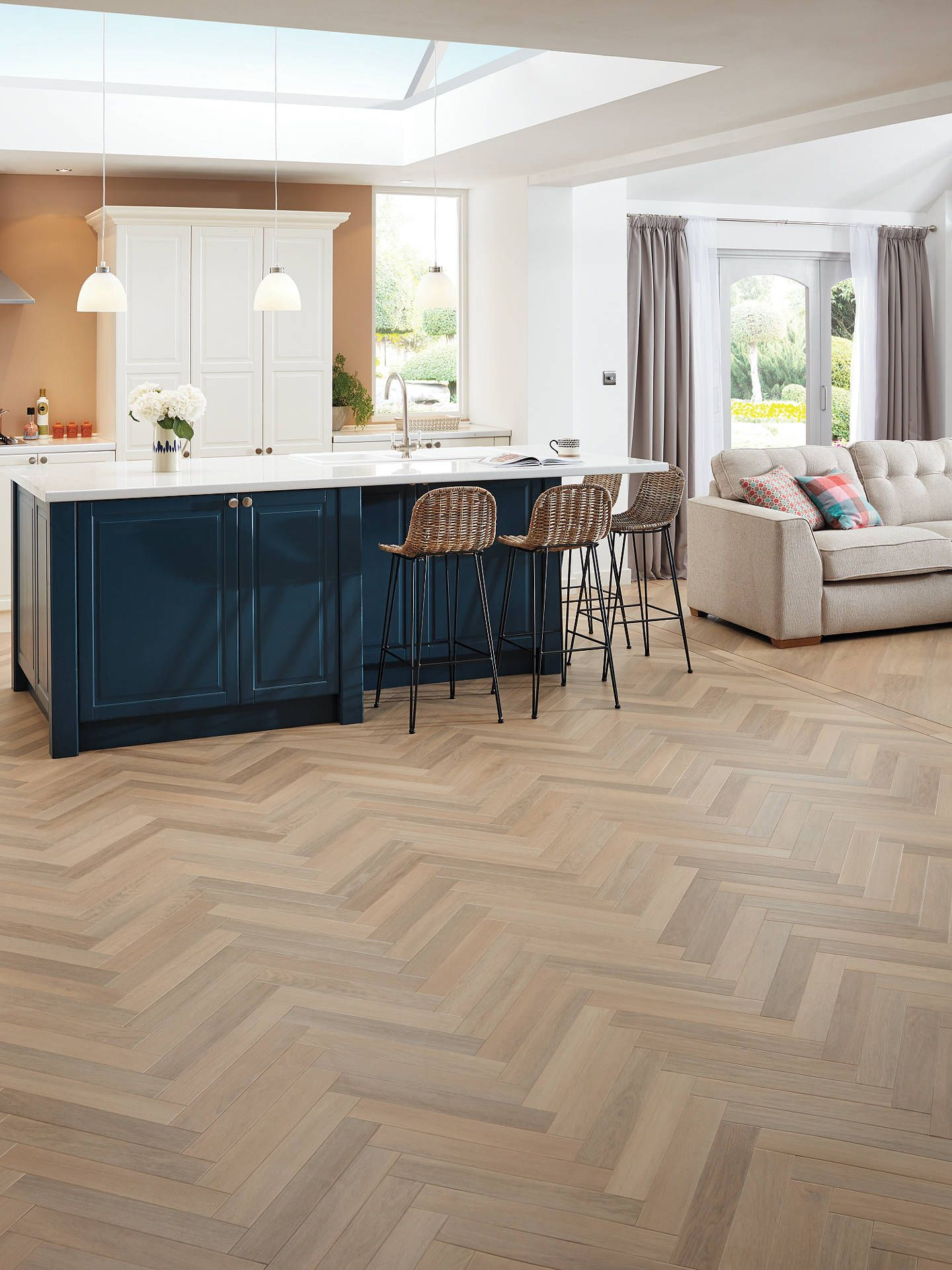Karndean Art Select Wood Handcrafted Vinyl Flooring ...