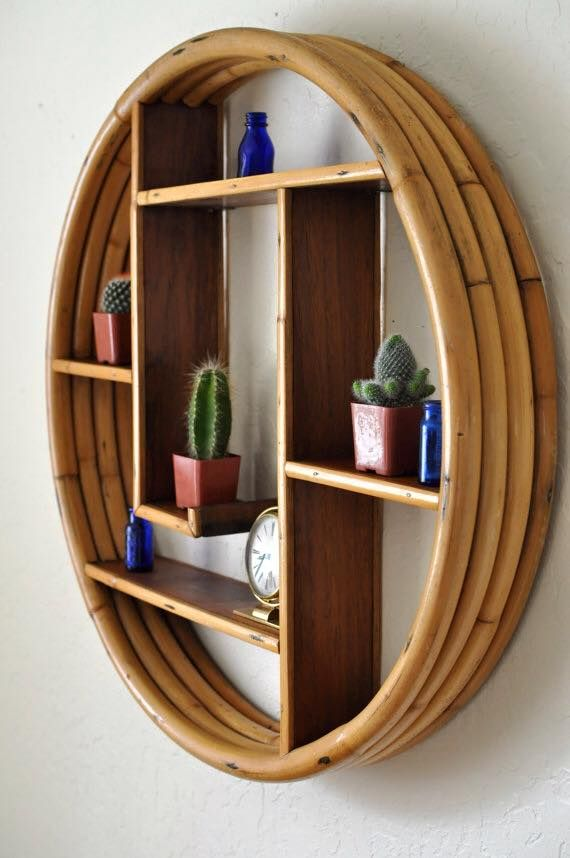 Pin By El Katz On Things Bamboo Decor Bamboo Furniture Diy Wooden Shelf Design
