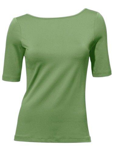 BEST CONNECTIONS Shirt grün