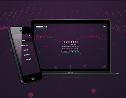 """Check out new work on my @Behance portfolio: """"Wirelab Interactive Projection Mapping Web Design"""" http://be.net/gallery/37900147/Wirelab-Interactive-Projection-Mapping-Web-Design"""