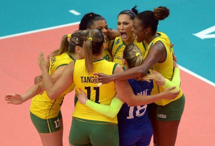 vôlei Brasil x Rússia (Foto: FIVB)