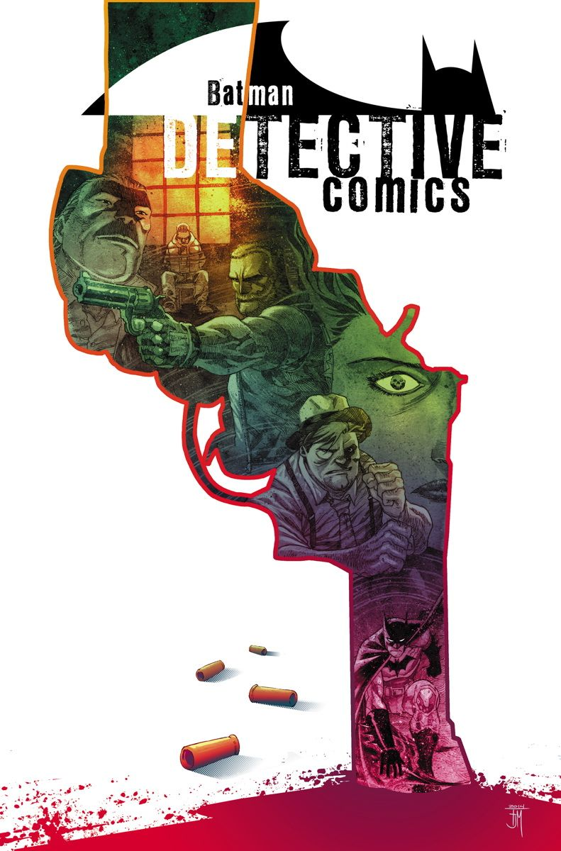 Detective Comics 33 Written By Francis Manapul And Brian Buccellato Art And Cover By Francis Man Detective Comics Batman Comic Book Cover Batman Comic Books