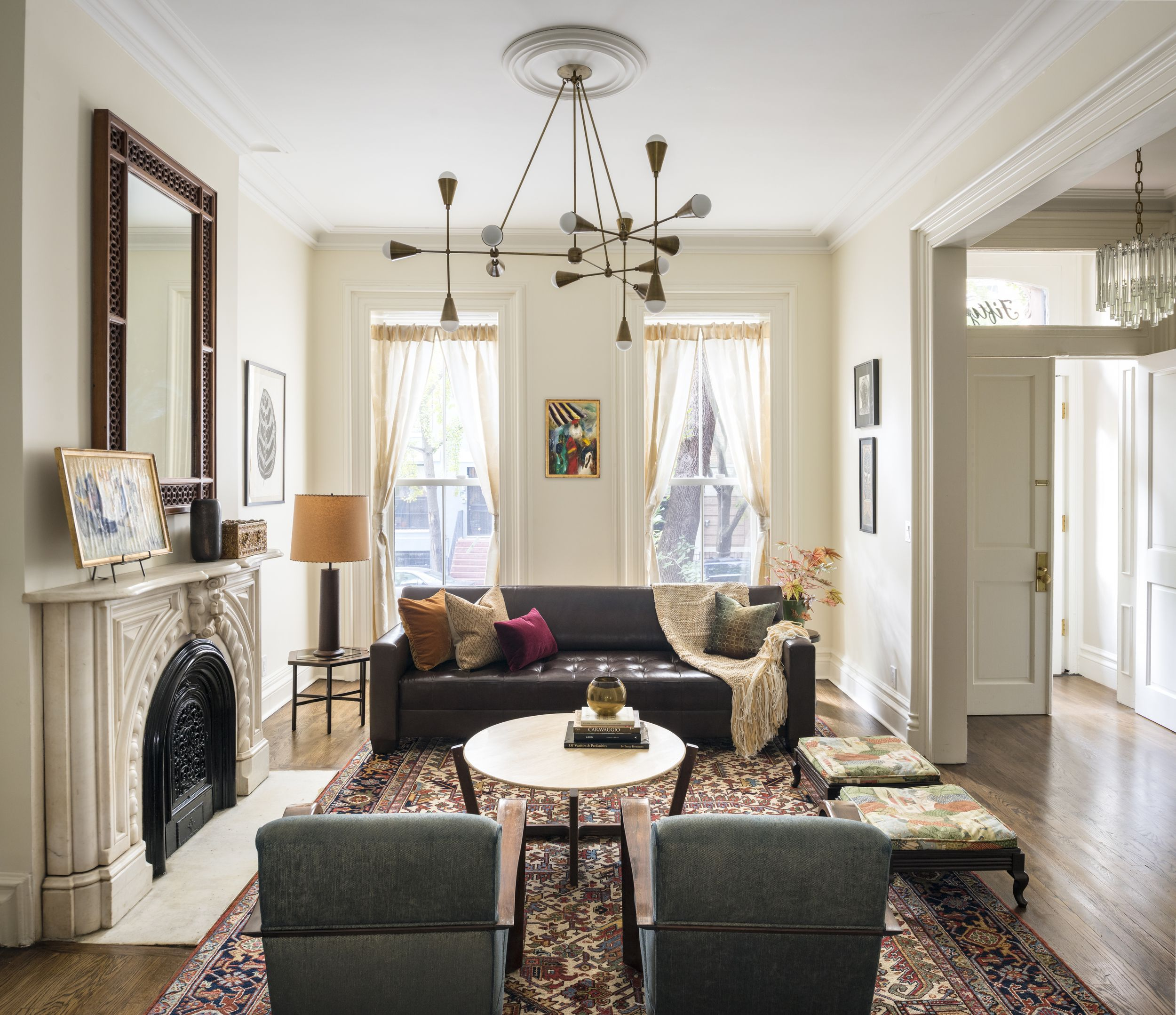 Brooklyn Townhouse By Elizabeth Bolognino Interiors