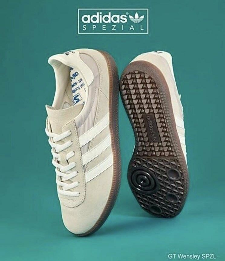 the best attitude be53a 8a71e Adidas GT Wensley - part of the AW17 Spezial release