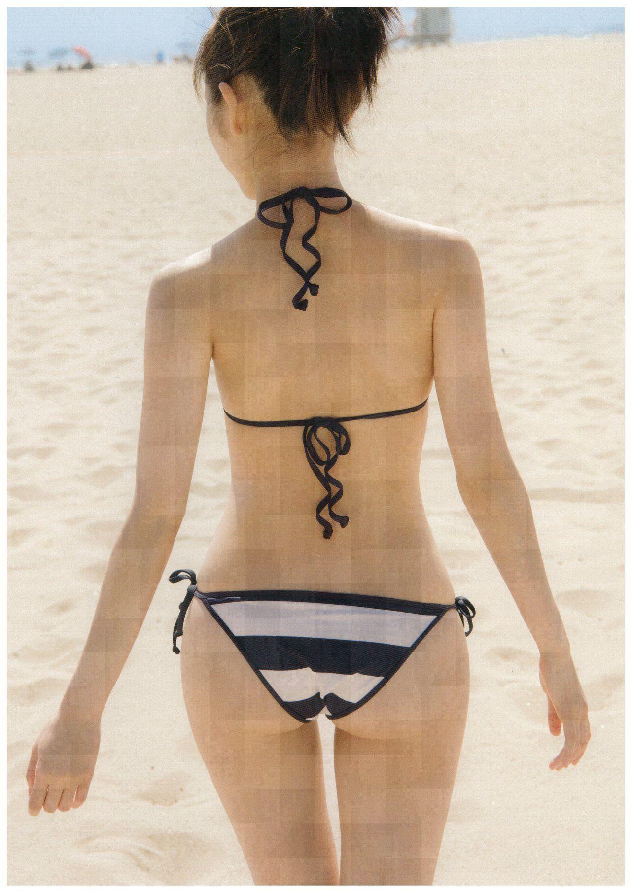 New day. Japanese bikini culture agree