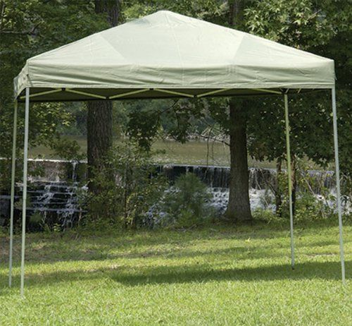 Insta Stand Celebrity Canopy Walls Not Included Bright White