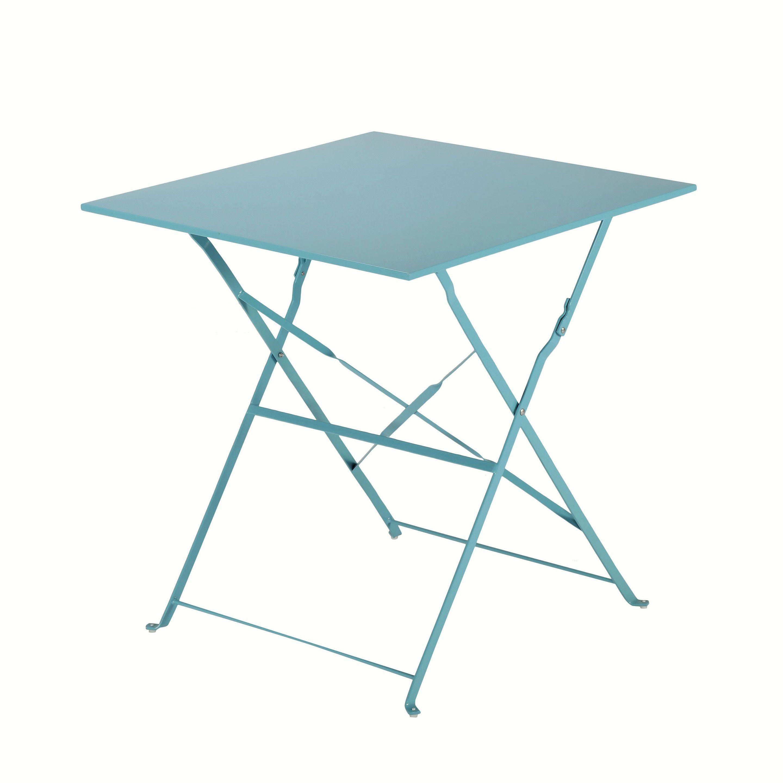 Table Repas 2 Personnes table de jardin de repas naterial carrée 2 personnes en 2020