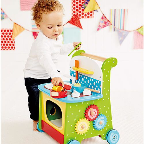 Christmas Presents For 1 Year Old, Wooden Toys