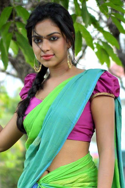 hot Amala saree paul
