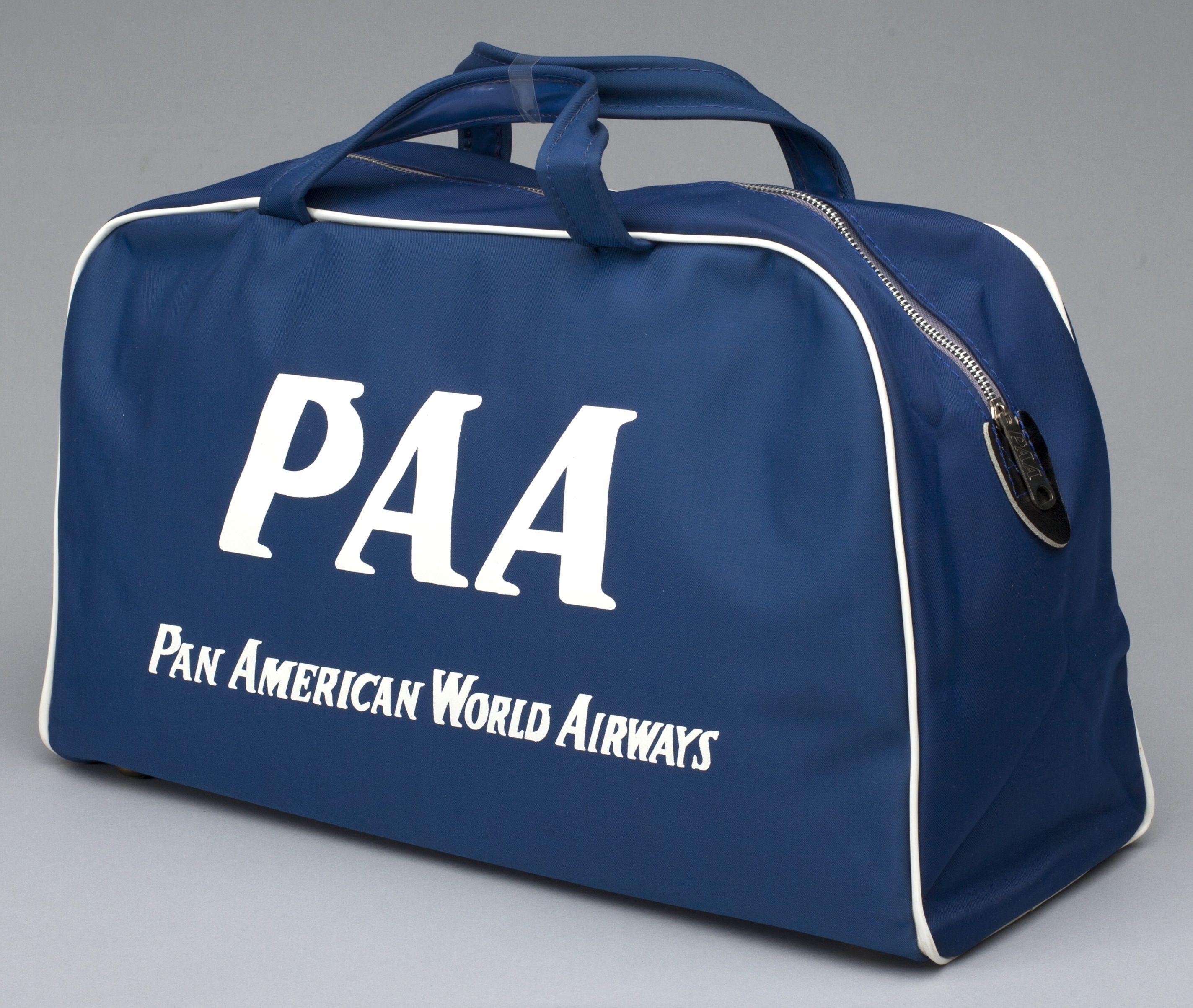 vintage airline väska