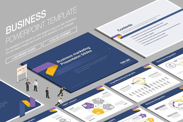 PPT Business Powerpoint Template - Presentations ppt Pinterest