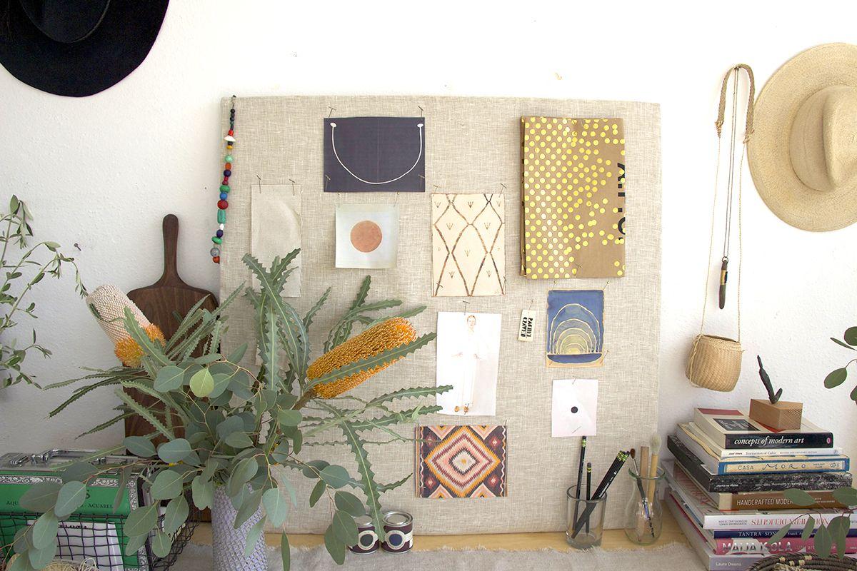 Rachel Craven Studio space
