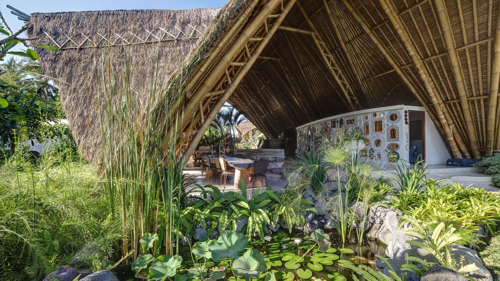 Sandat Glamping Tents - Bali