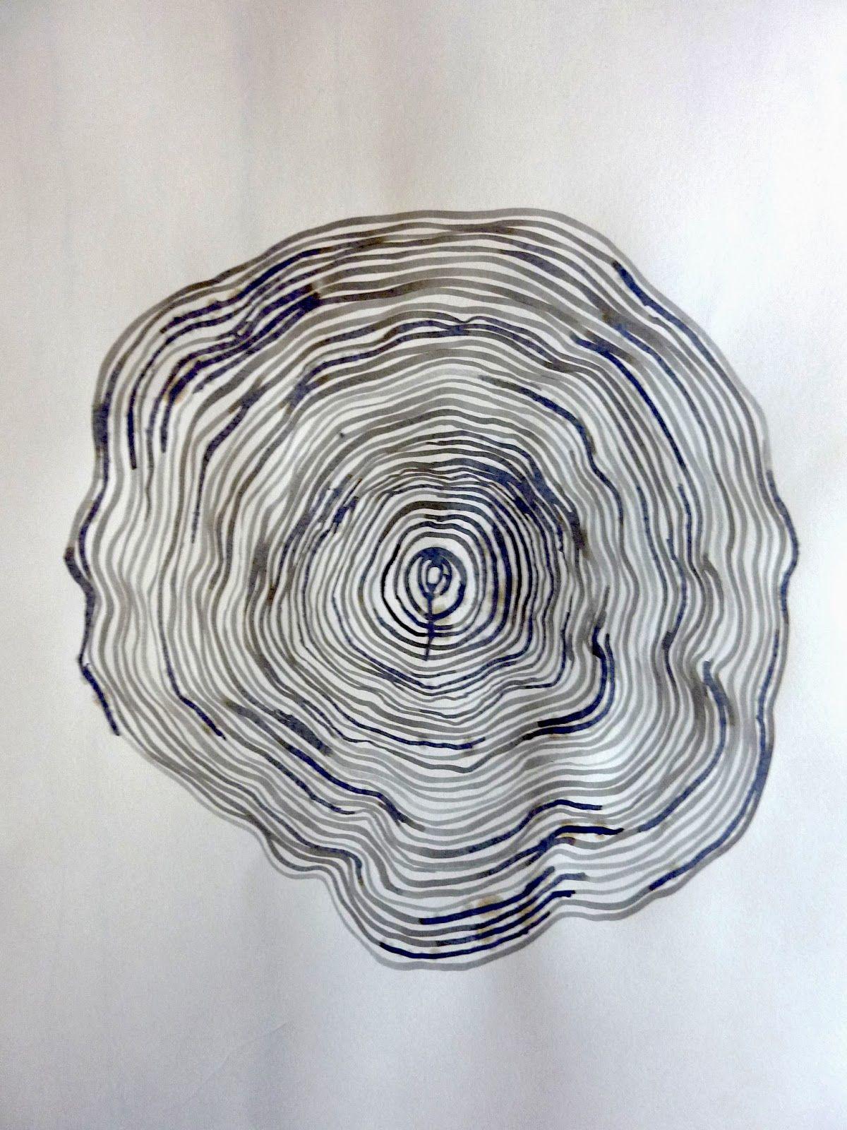 tree ring drawing tattoo inspiration | tattoo | Tree ring ...