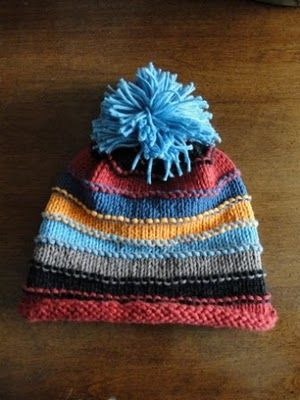 Knitted Hat......