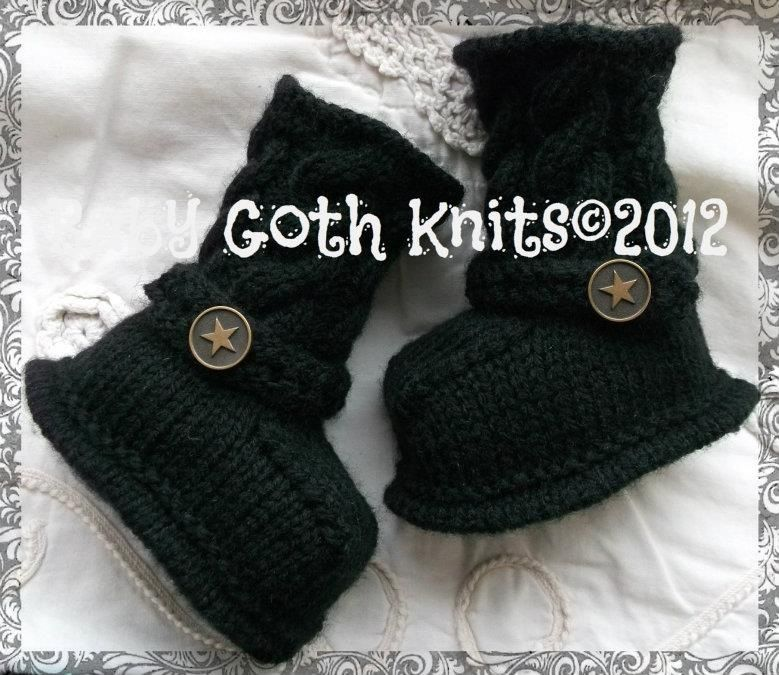 75968c731b761 Pin by Brooke Rivera on gifts   Goth baby, Goth baby clothes, Baby ...