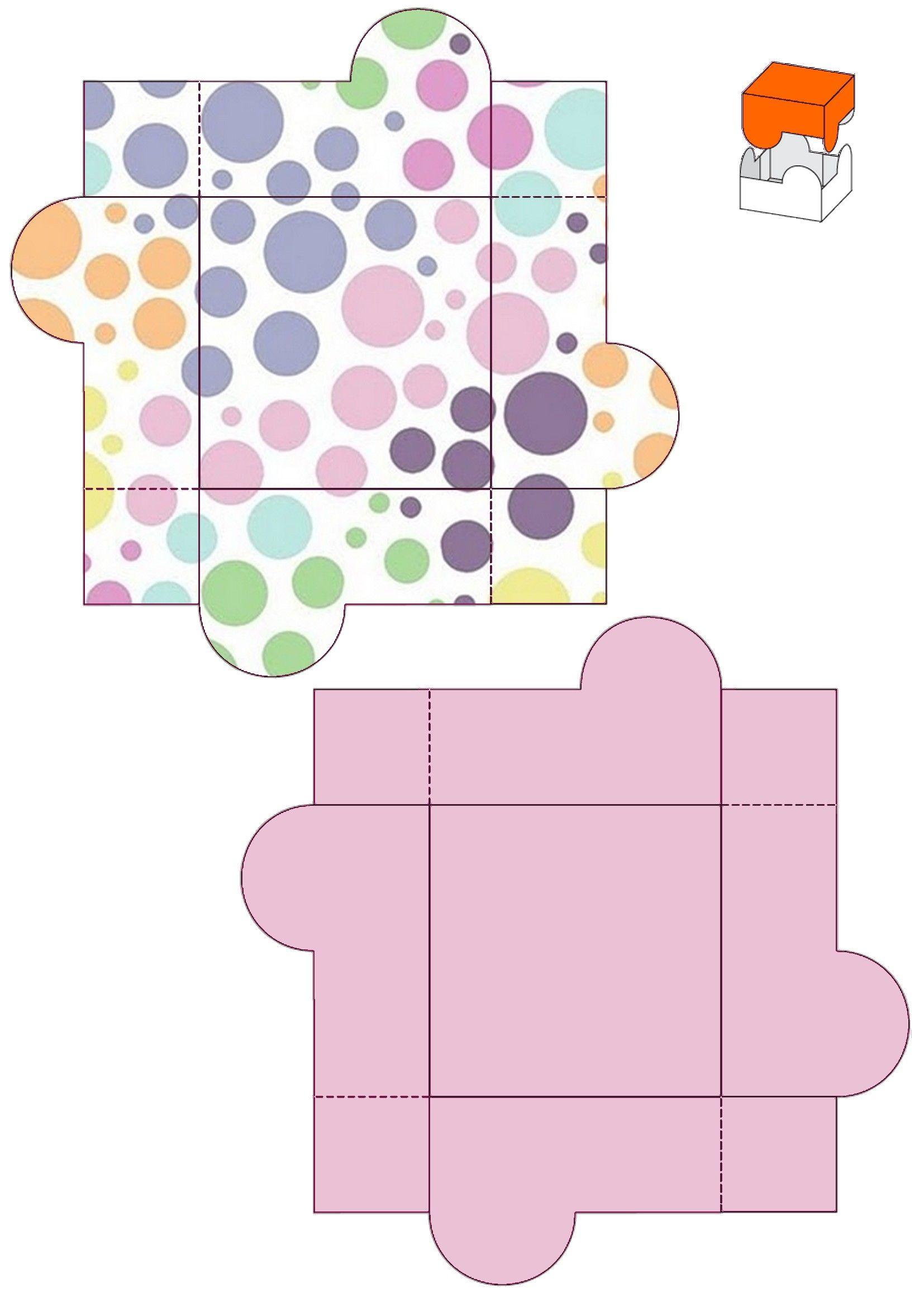 Small Box   Printable   Pinterest   Box, Printable box and ... - photo#35