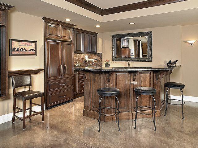 FAMILY ROOM BAR | Family room, Bars for home, Home decor