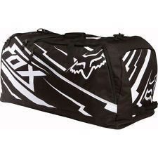 Black White Fox Racing Podium 180 Proverb Gear Bag Gear Bag Fox Racing Fox Racing Clothing