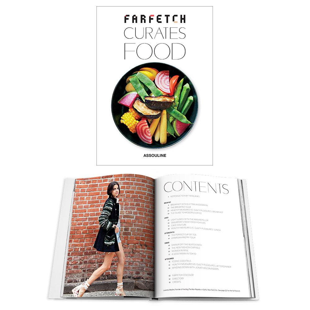 Farfetch x Assouline : Book Launch Farfetch Curates Food, the 1st book in a 3 part book series launch with Assouline. #AssoulineEvents
