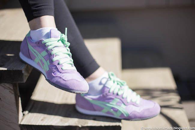onitsuka tiger serrano sneakers review