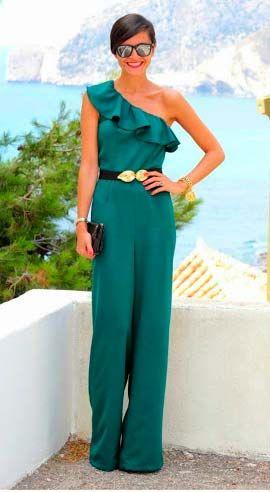 Vestidos elegantes para asistir boda playa