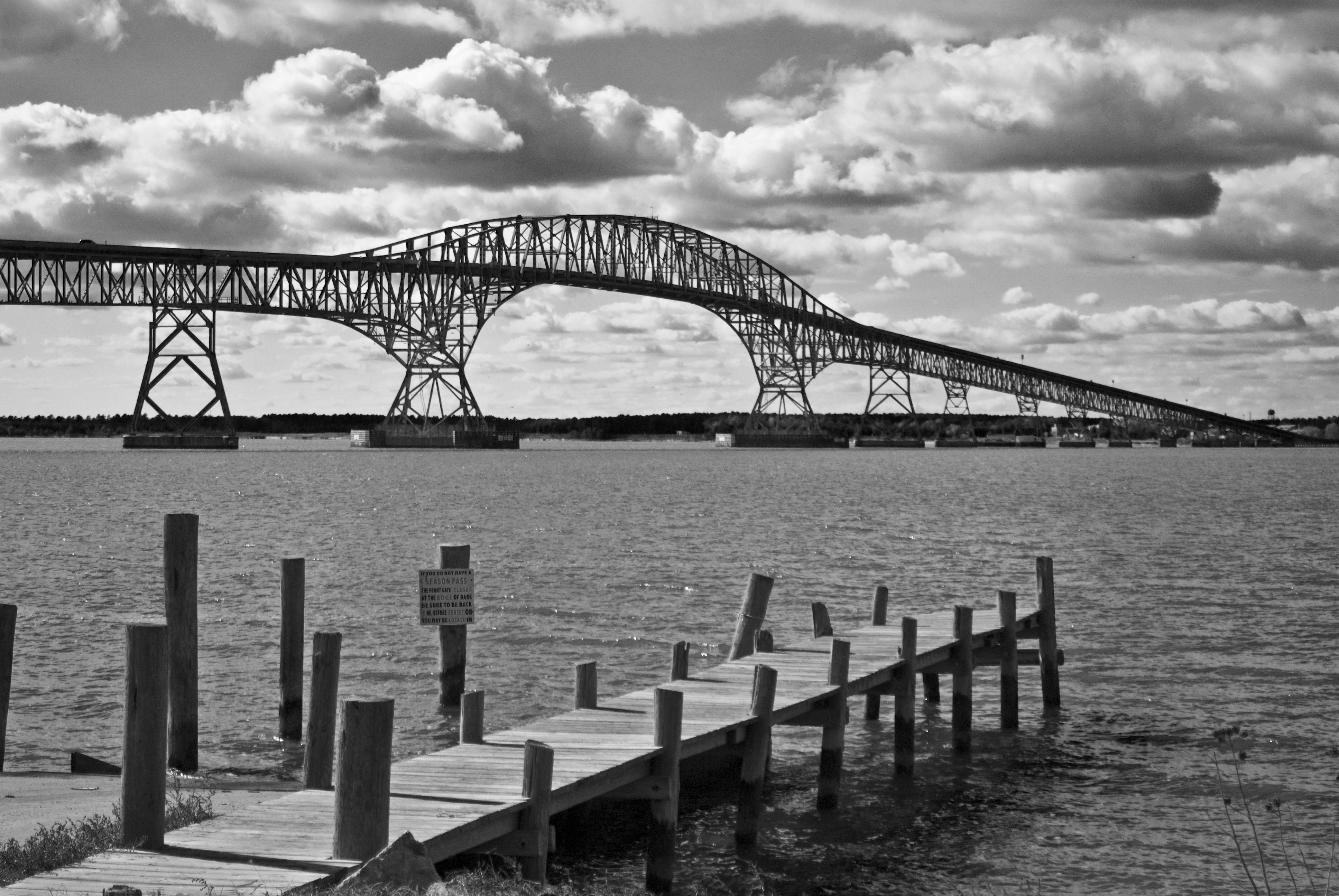 Gov. Harry Nice Bridge (Route 301 Over The Potomac River