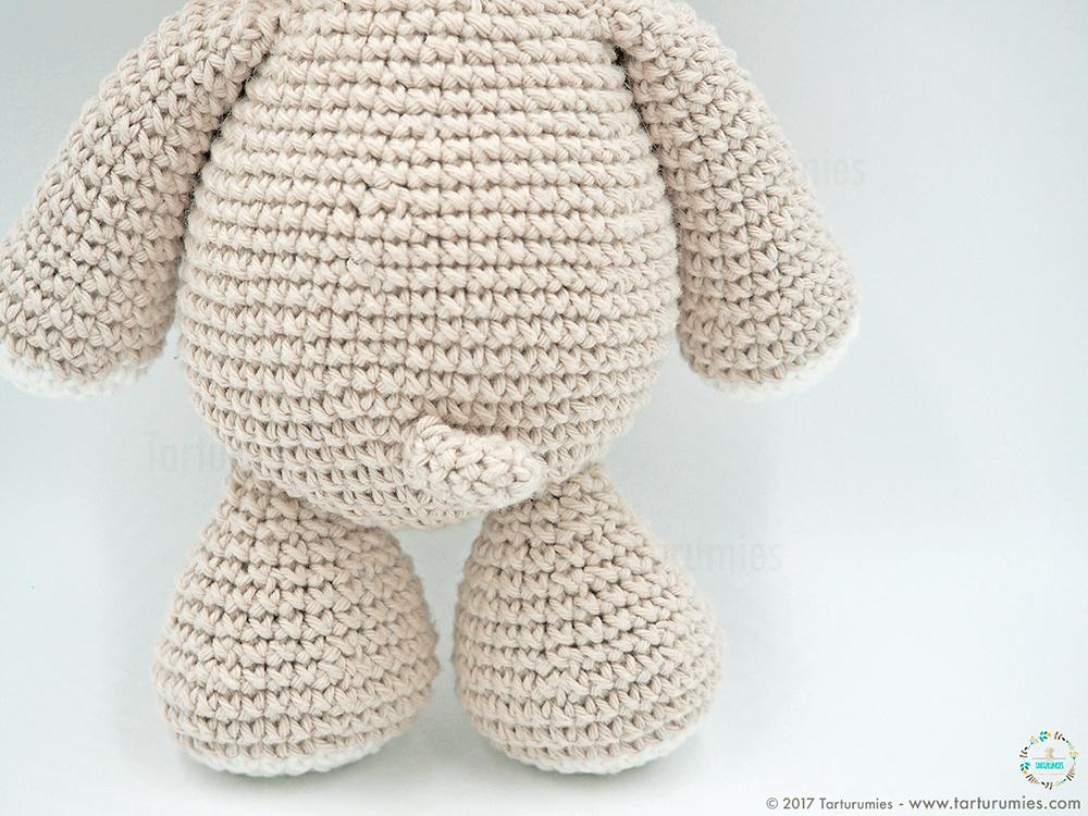 Amigurumi Patrón: El hipopótamo Melman y su amigo Pi | Proyectos que ...
