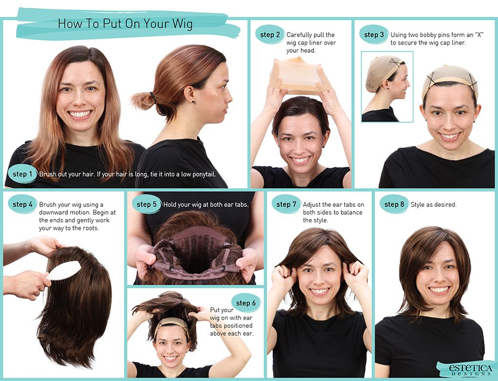 Park Art|My WordPress Blog_How To Put On A Lace Front Wig Cosplay