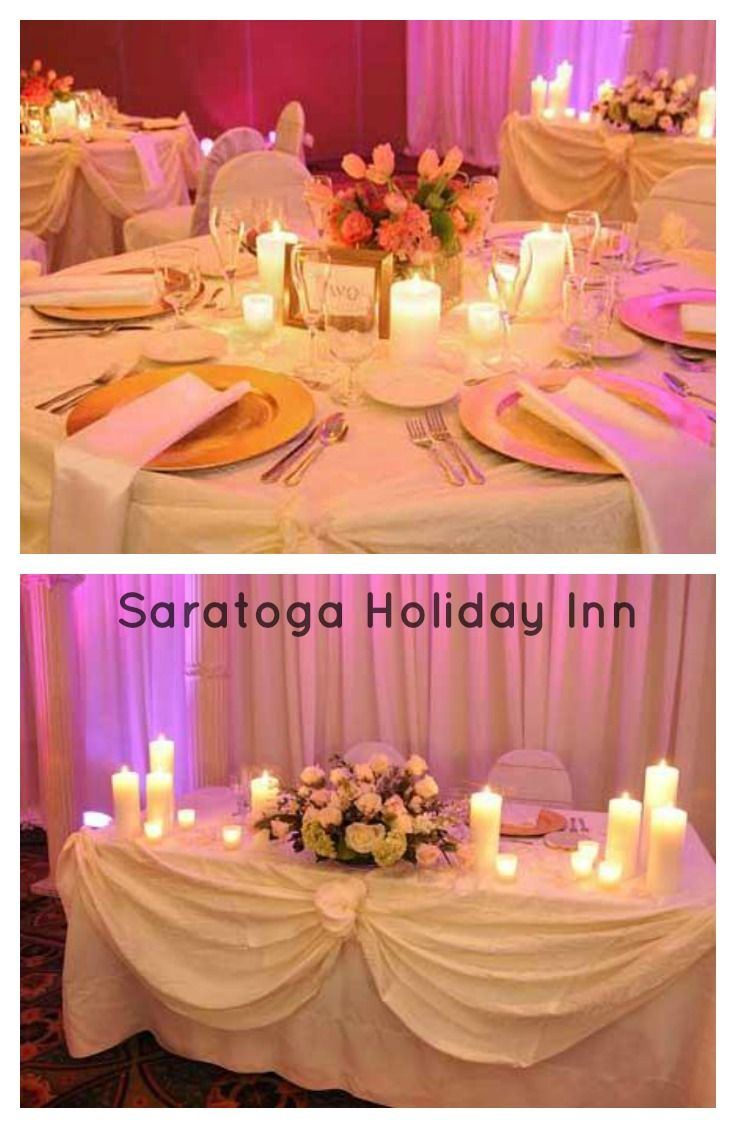 The Holiday Inn Hotel In Saratoga Springs Ny Is A Great Wedding