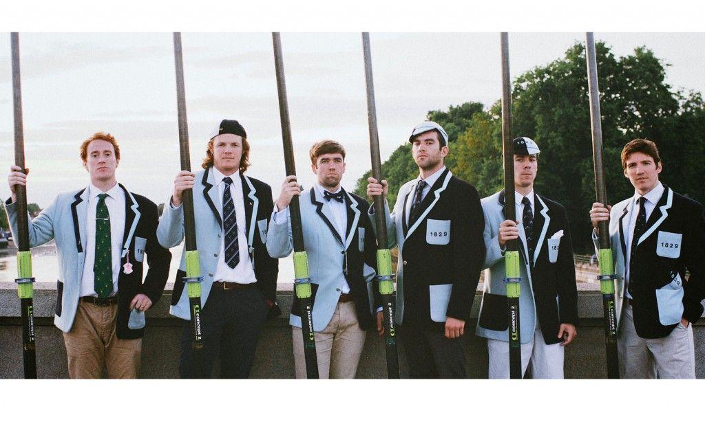 Rowing Blazers | Men's Fashion | Rowing blazers, Henley