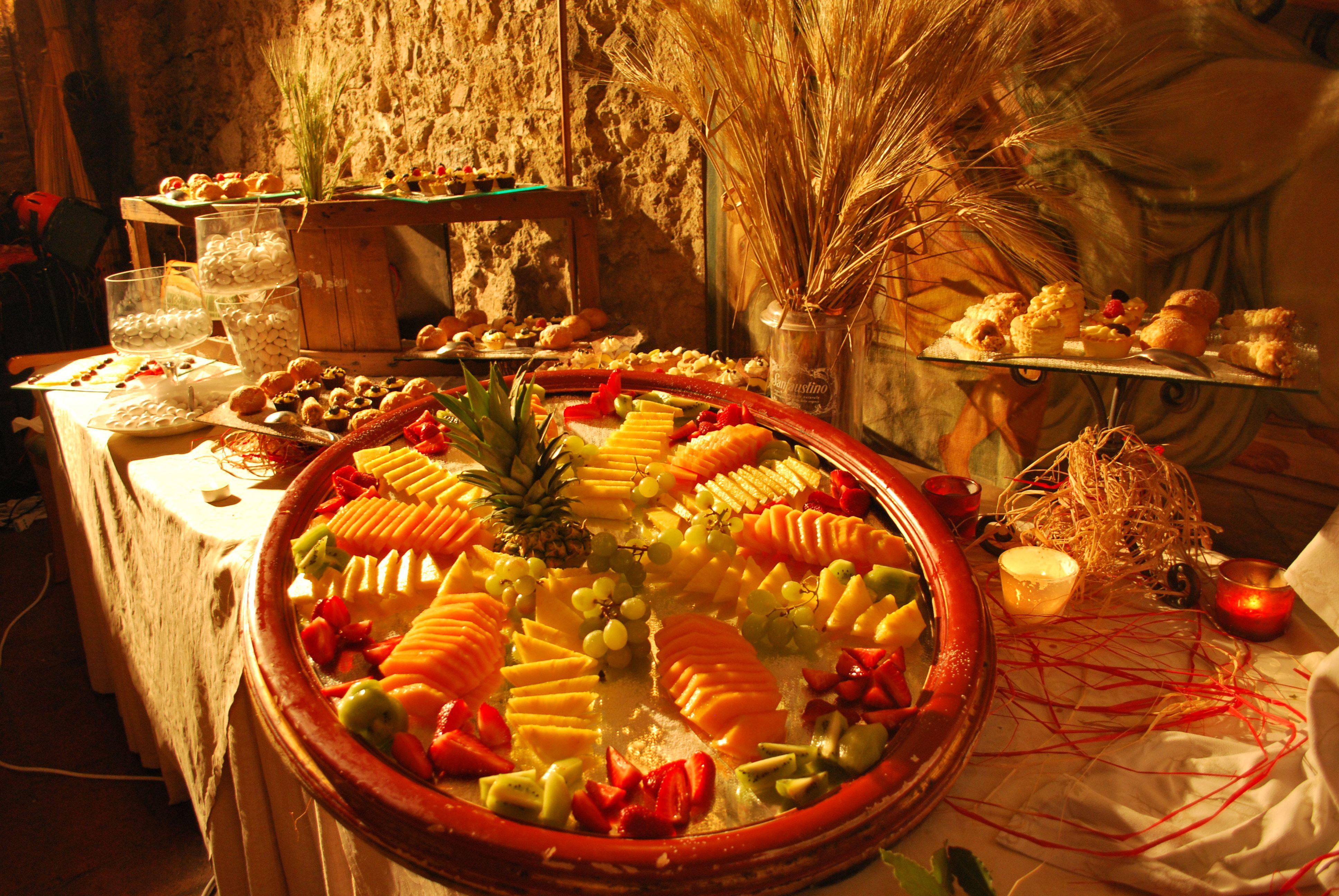 Buffet Di Dolci E Frutta : Dolci con pasta sfoglia ricette facili