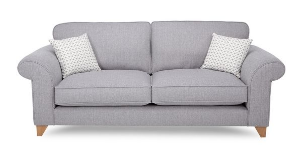 Trilogy Left Hand Facing Arm Open End Corner Sofa Sherbet Dfs Sofa Corner Sofa Sectional Sleeper Sofa