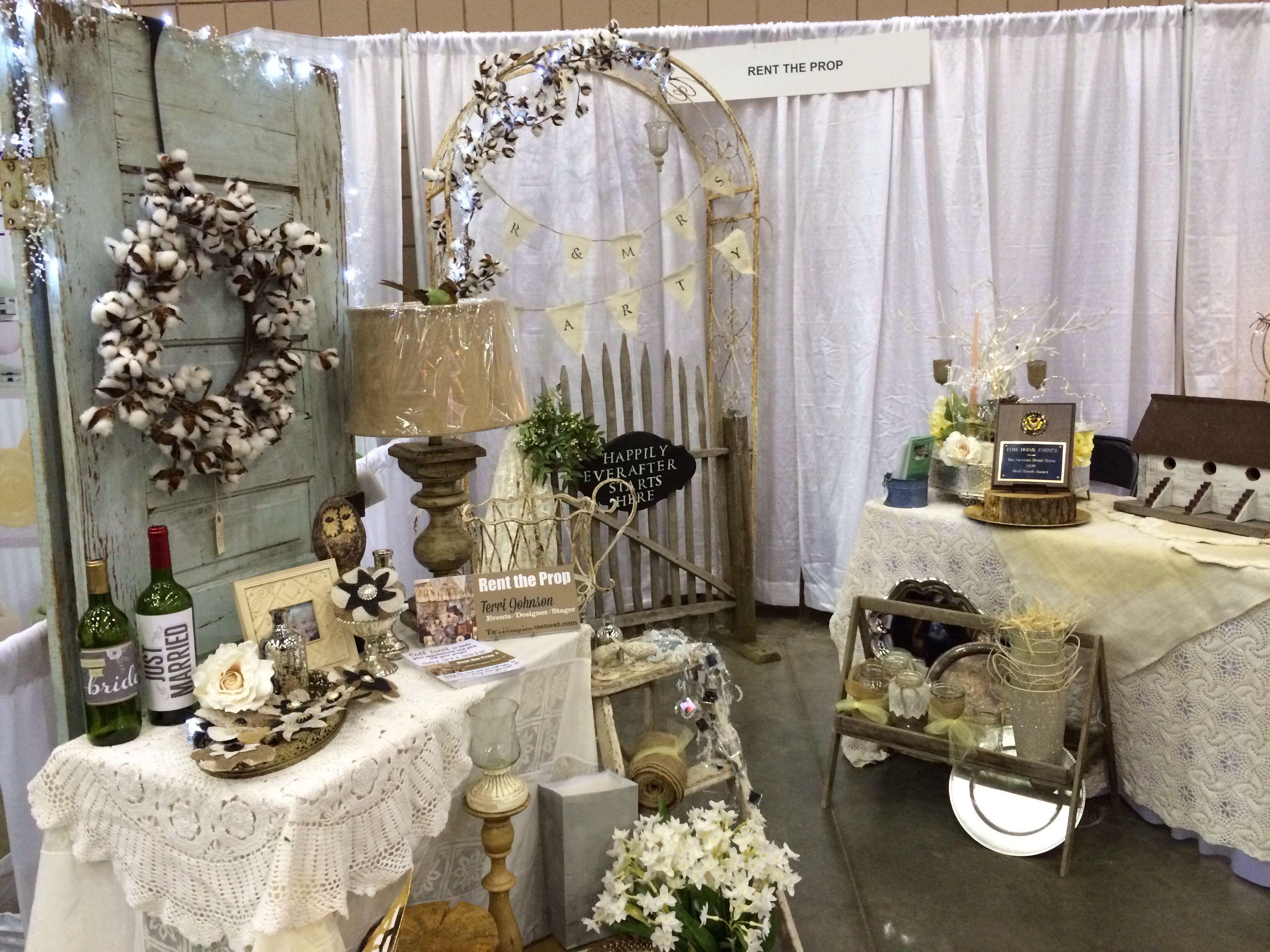Rent The Prop Georgia Bridal Show In Atlanta 3 2 14 Bridal Show Bridal Expo Wedding Expo