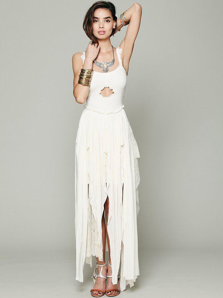 Free People FP X Shipwreck Sally Dress...^o^   wow, just WOW