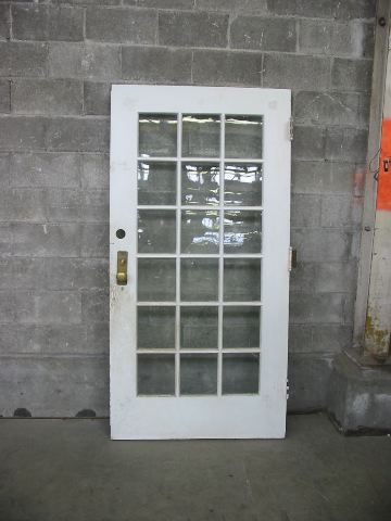 Second Use Seattle >> Exterior French Door Second Use Seattle Building