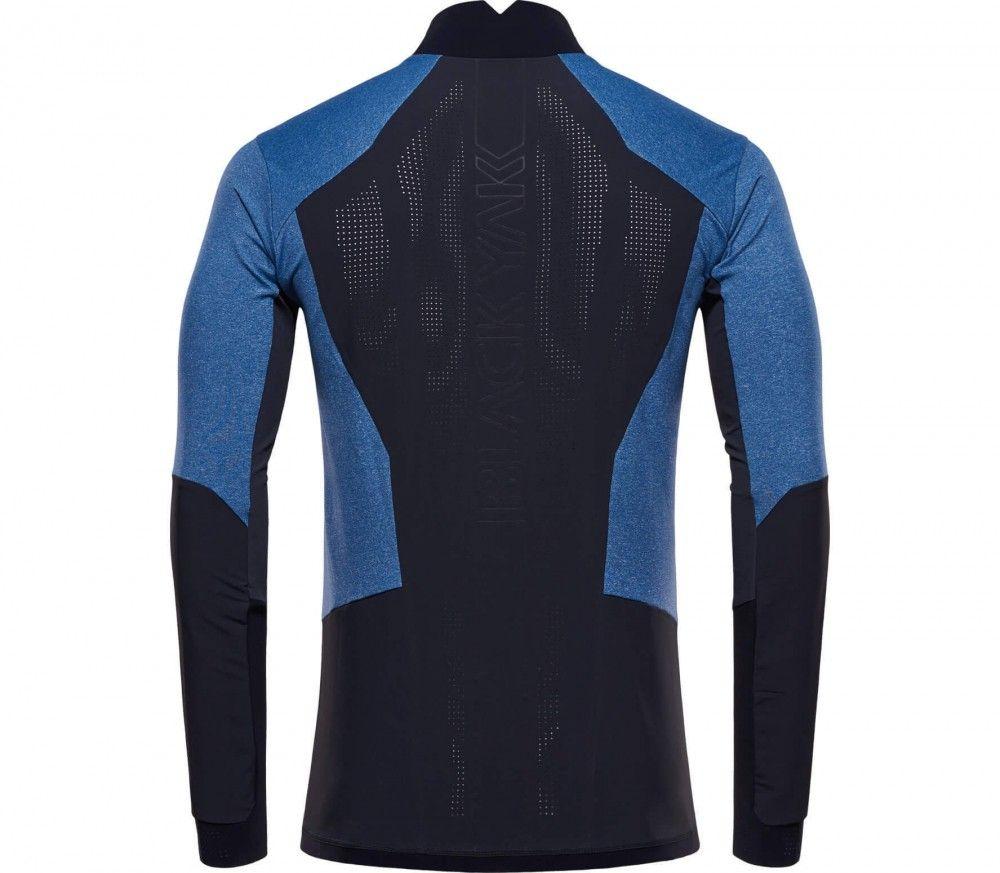 BLACKYAK - Combat Herren Funktionsshirt (dunkelblau/schwarz)