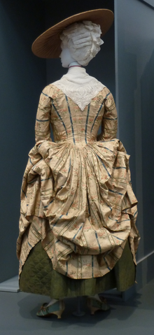 1775–95 in Western fashion - Wikipedia, the free encyclopedia