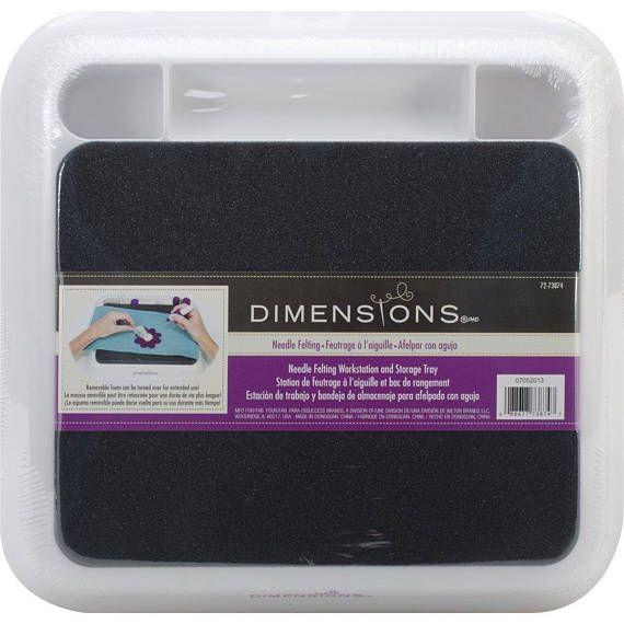 Dimensions Needlecraft Pencil Roving Black