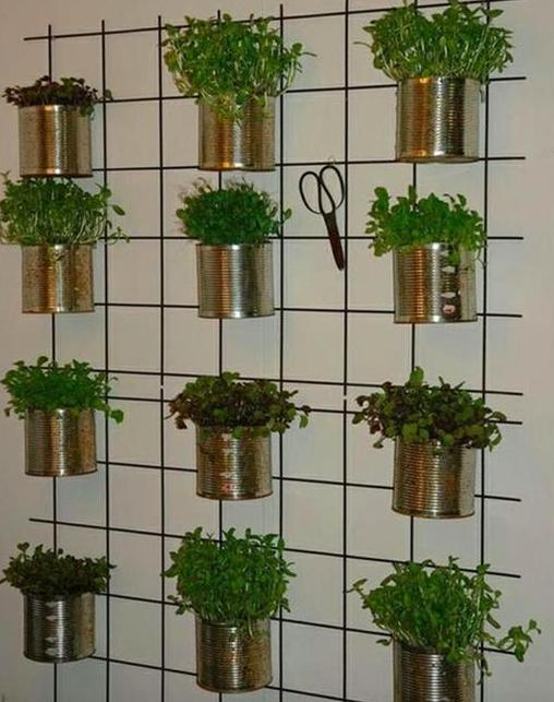 source pinterest avec images amenagement jardin on indoor herb garden diy apartments living walls id=46845