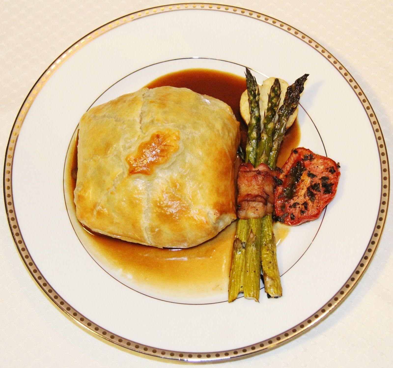 Stranded In Cleveland: Elegant Dinner Party Menu