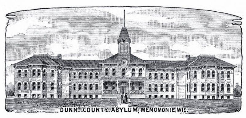 Dunn county asylum menomonie wi the dunn county