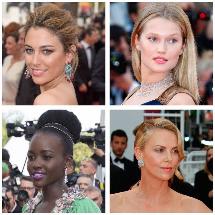 Los mejores looks beauty de Cannes, ya puedes verlos en Moda es Moda http://bit.ly/1GlxEXq