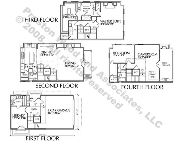 Luxury Brownstone Floor Plans Luxury Townhouse Floor Plans Craftsman Floor Plans Luxury Plan Floor Plans