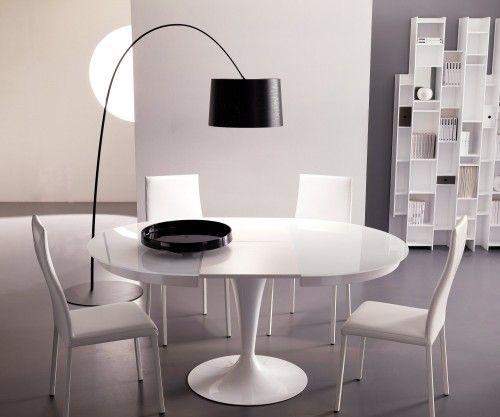 Perfekt Designer Ausziehbarer Esstisch Ozzio Eclipse Mit Glasplatte/ Extending  Table With Glas Top #Tisch #Galstisch #Designtisch #Möbel #Design #table # Esstisch ...