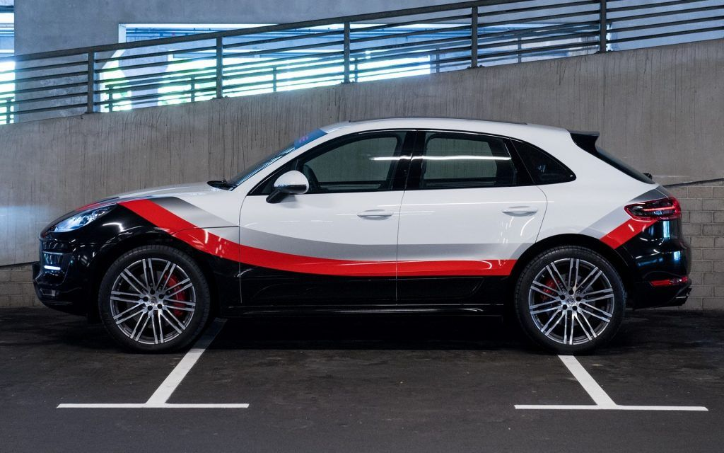 2018 Porsche Macan Turbo With Performance Package Redesign And
