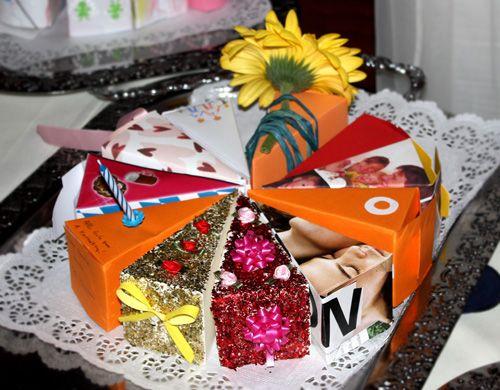 geldtorte  Geschenke fr jeden  Sigkeiten geschenk