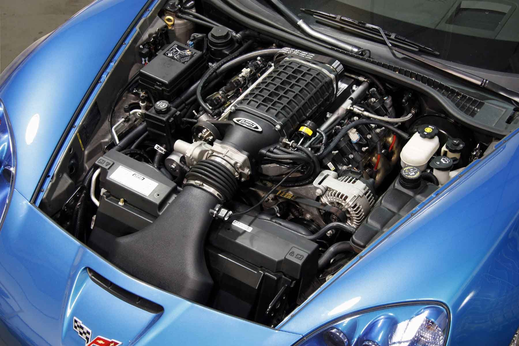 C5 Zo6 Supercharger Build Your Own Zr1 With Magna Charger S Z06