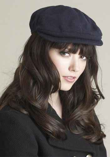 4b34688827b Best And Stylish Hats For Round Faces Women